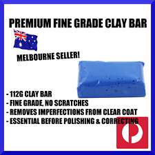 Premium Fine Clay Detailing Bar 112g Car Detailing Cleaning Removes Imperfection