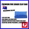 Aussie Fine Clay Bar Quality Car Detailing Cleaning Removes Contamination Bond