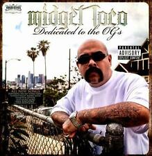 Chicano Rap CD Midget Loco - Dedicated to the OG's - Cecy B Doll-E Girl Big Dave
