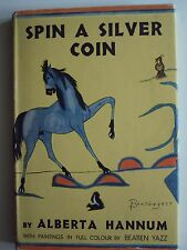 Navaho Indian Reservation Arizona Desert Trading Post Colour Paintings 1947 1st