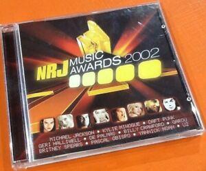 CD   NRJ Music Awards  (2002)   Sony Music Entertainment 505135-2