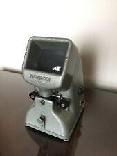 Vintage Zeiss Ikon Moviscop 16mm Movie Editor Viewer