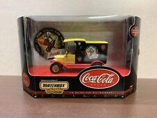 matchbox collectibles 92467 Ford T 1912 Coca Cola