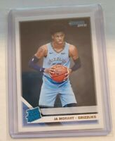 2019-20 Panini Donruss Rated Rookies Ja Morant #168 Rookie