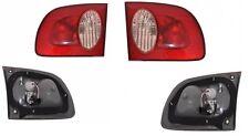 TOYOTA Corolla E11 1997 - 1999 Sedan Inner Boot Tail Light PAIR (Left + Right)