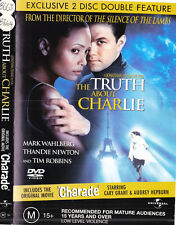 The Truth About Charlie (DVD, 2003, 2-Disc Set) R4 Ex Rental