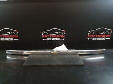 2006 CHEVY MALIBU Trunk Deck Lid Chrome Trim Panel Molding