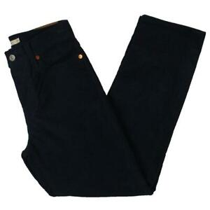 Levi's Womens Wedgie Straight Crop Curduroy Classic Straight Jeans BHFO 0902
