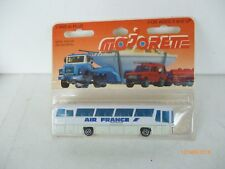 Diecast Majorette Neoplan bus Coatch Air France  on Blister