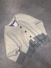 Brand New Zara Wool & Alpaca Blend Cardigan Medium &Tags Bloggers Favourite