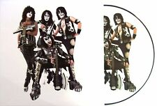 KISS VINYL LP MONSTER LIVE ( PART.2 ) - PICTURE DISC