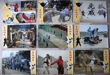 """INSTANT KUNG FU MAN Chinese 9 Lobby Card 10X15"""" Movie Poster 26x38cm Film 1977"""