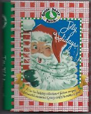 Gooseberry Patch Jolly Holidays Christmas Recipe Collection Cookbook