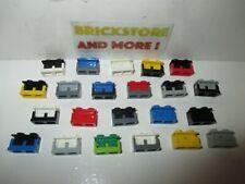 Lego - Brick Brique Hinge Base & Top 3937 + 3938 - Choose Quantity & Color