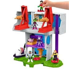 Fisher-Price Imaginext Teen Titans Go Tower Playset