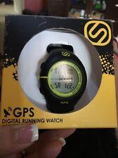 Soleus Men's GPS Digital Running Watch