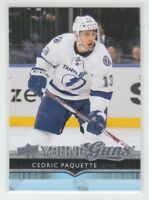 [74240] 2014-15 UPPER DECK YOUNG GUNS CEDRIC PAQUETTE #463 RC