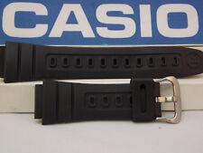 Casio Watch Band DW-310, DW-330 Black Strap Watchband 300m