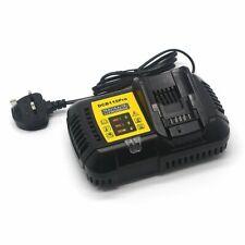 Charger for DEWALT DCB115 Multi-Voltage Charger 10.8 / 14.4/ 18V Li-ion uk plug