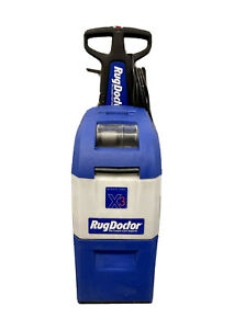 Rug Doctor Mighty Pro X3 Red Commercial Carpet Cleaner - 90010