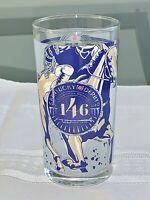 2020 Kentucky Derby Glass  BRAND NEW + BEAUTIFUL 2020 GLASS!  Ready To Ship NOW!