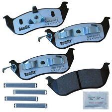 BENDIX Fleet Metlok Semi-Metallic SDR Rear Brake Pads MKD674FM