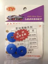 Mini 4WD 1/32 car JY 23mm Roller With Ball Bearings.