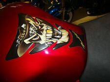 BANDIT SKULL STREETFIGHTER TANK PAD BY KEITI. NEW. **CLEARANCE STOCK**