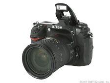 Nikon D D300 12.3MP Digital SLR Camera - Black (Kit w/ ED-IF AFS DX VR 18-200mm