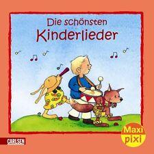 Maxi-Pixi Nr. 1: Die schönsten Kinderlieder