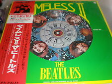 """Beatles 12"""" Timeless II JAPAN PICTURE DISC"""