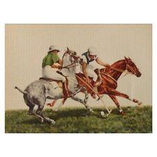Polo, Rough Riding By Louis Claude