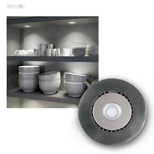 LED inox spot encastré 700mA CC, blanc froid 400lm éclairage pour mobilier
