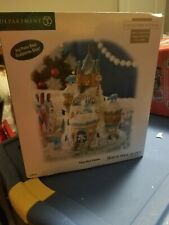 Department 56 North Pole Series Polar Bear Palace 799918 limited edition used