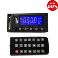 4.2 Dc Bluetooth Mp3 Decoder Board Decoding Mp3 Player Audio Module Support G