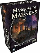 Mansions Of Madness 2Nd Edition: Recurring Nightmares Game