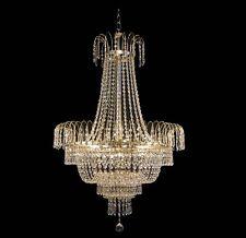 LAMPADARIO IN CRISTALLO CLASSICO 8 LUCI COLL. BGA 847 DESIGN SWAROVSKY