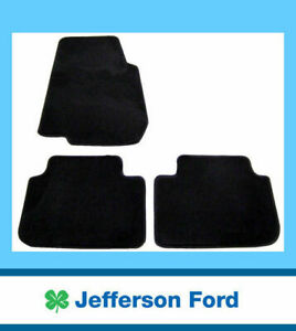 Genuine Ford Fg Mk11 Falcon G6 G6E Carpet Mat Set Of 3 From May 12 Clearance