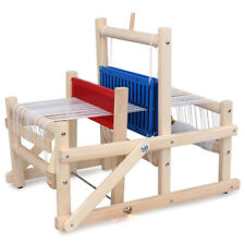 Wooden Traditional Weaving Loom Children Toy Craft Educational Gift Wooden W6S7