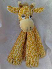 "Plush Giraffe Floppy Standing ""Above And Beyond"" 12"""