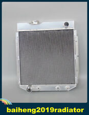3 Rows Aluminum Radiator Fit Ford 1965-66 Mustang 1960-65 Falcon 2.4 2.8 3.3 L6