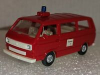 Wiking ( 603 / 11A )  - VW  T3 Transporter Feuerwehr ( Haftetikett )