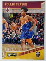 2018-19 Panini Chronicles Playoff Bronze Collin Sexton Rookie RC #193, Parallel