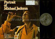 LP--PORTRAIT OF MICHAEL JACKSON