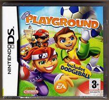 Nintendo DS EA Playground, UK Pal, New & Nintendo Factory Sealed