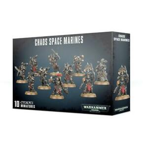 Chaos Space Marines [new edition] - Chaos Space Marines (Warhammer 40k)