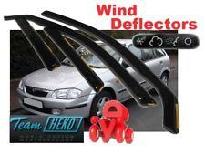 MAZDA 323 BJ  1998 - 2003   5.doors  Wind deflectors  4.pc  HEKO  23158