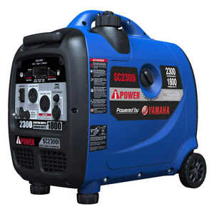 A-iPower Powered by Yamaha Inverter Generator, Super Quiet – Only 52 dBA