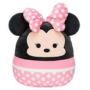 Squishmallow Minnie Mouse  5 INCH Disney Collectible Stuffed Animal NEW With TAG