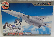 ANIME : STARTOS 4 : TSR2.5M 1/72 SCALE MODEL KIT MADE BY AIRFIX